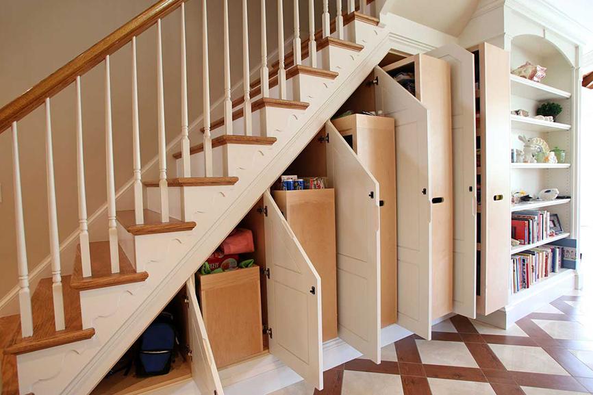 Top 5 Genius Storage Ideas for Loft Conversions