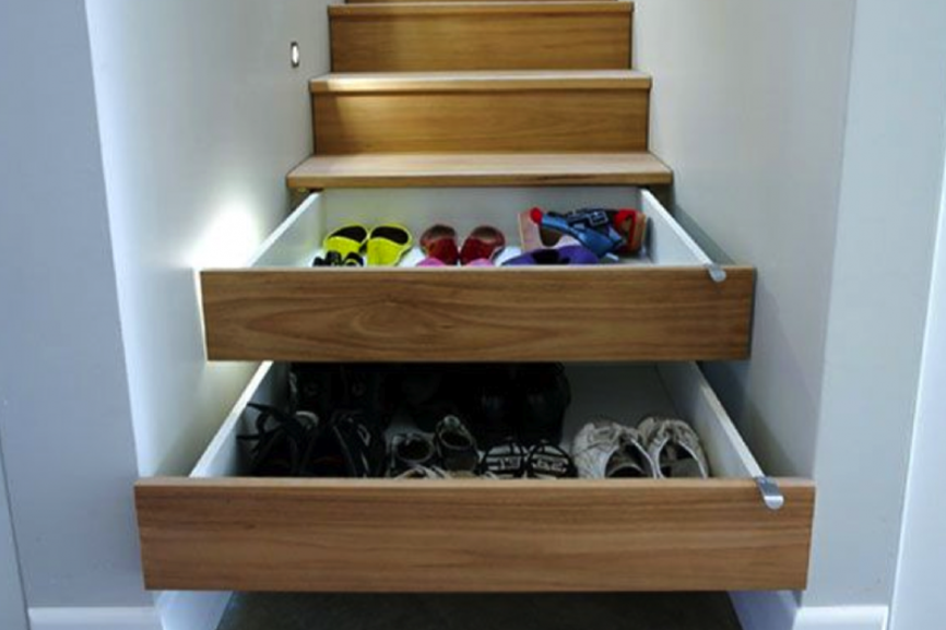 Genius Storage Ideas for Lofts