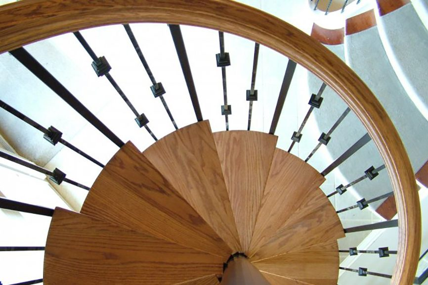 staircase image