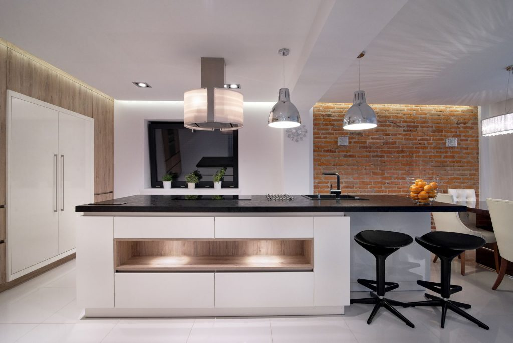 Are you looking to convert your garage into a kitchen? Read on for some  inspiration!