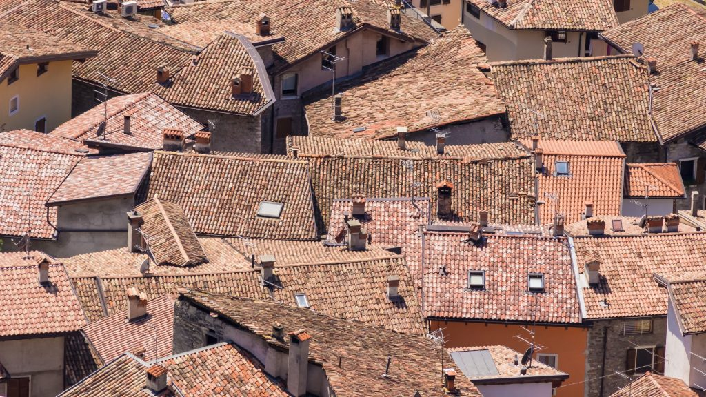 differences in roof styles
